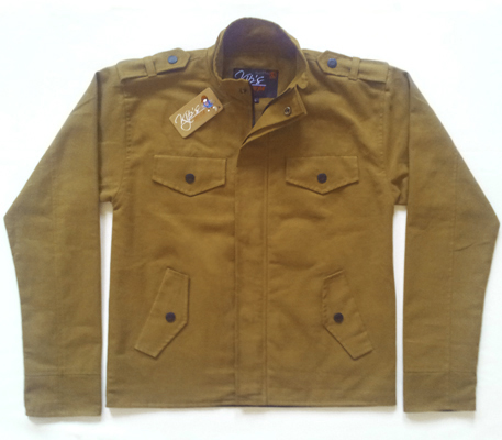 Jaket Cotton Kanvas GA 2, JCG300