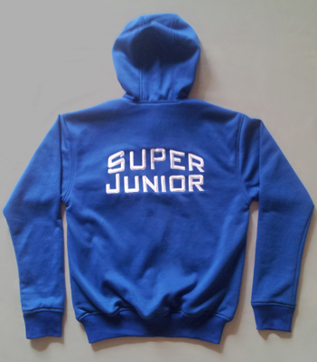 Jaket Sweater Suju