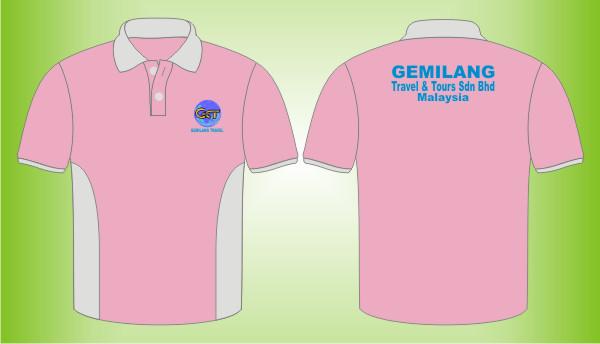 Poloshirt Lacoste CVC, Gemilang Travel