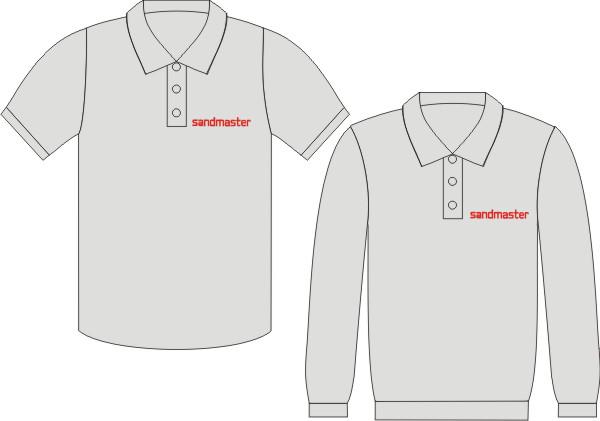Poloshirt Lacoste Cotton CVC, Sandmaster