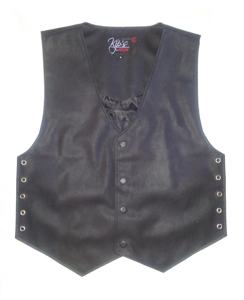 Classic Motorcycle Vest 02
