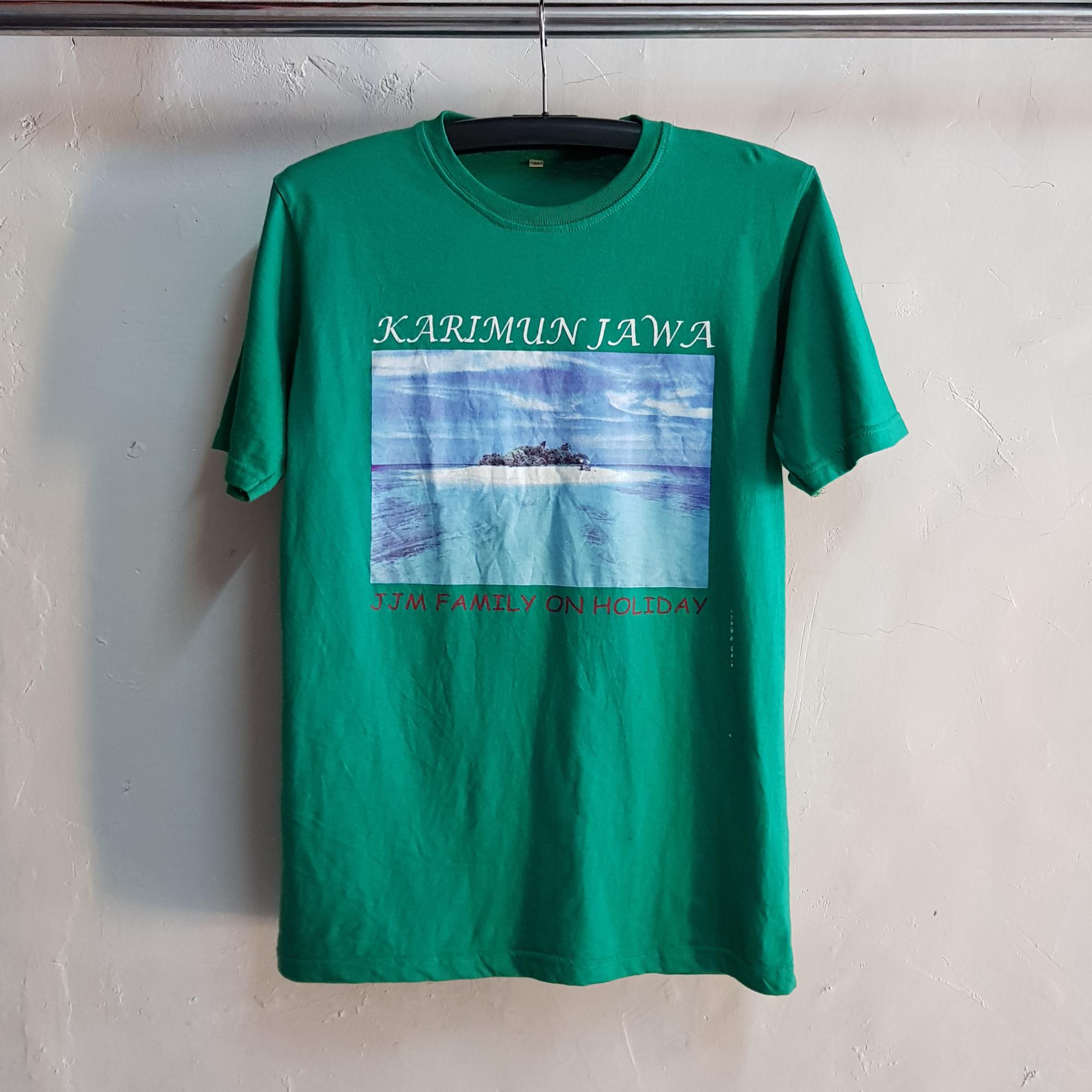 Seragam T-Shirt JJM Karimun Jawa