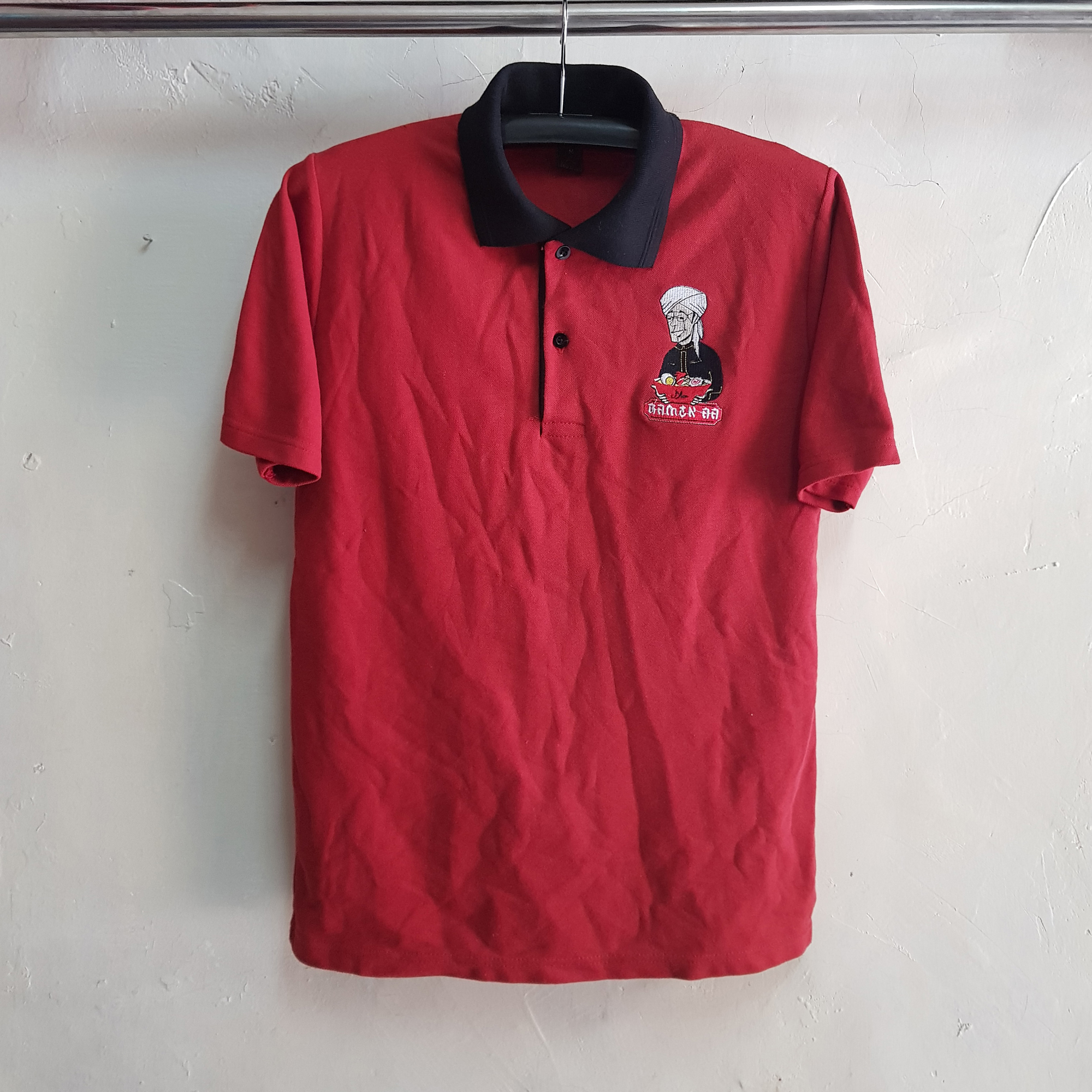 Poloshirt Lacoste Cotton Ramen Aa