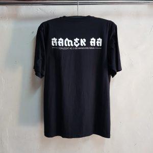 Seragam T-Shirt O-Neck Ramen Aa