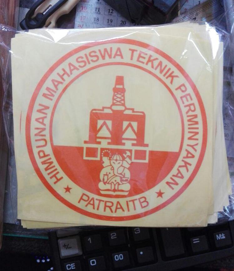 Terima Order Cutting Sticker