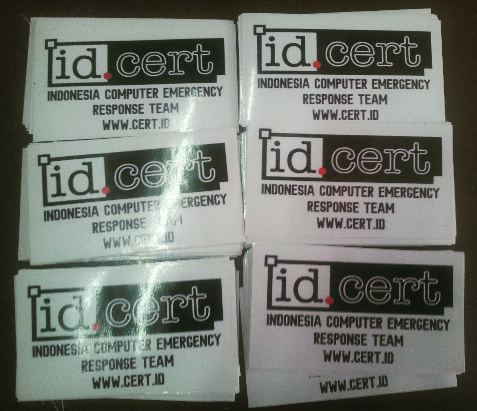 Terima Order Cutting Sticker