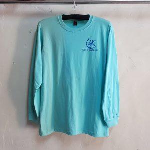 T-Shirt Oblong Lengan Panjang, SMK1BDG