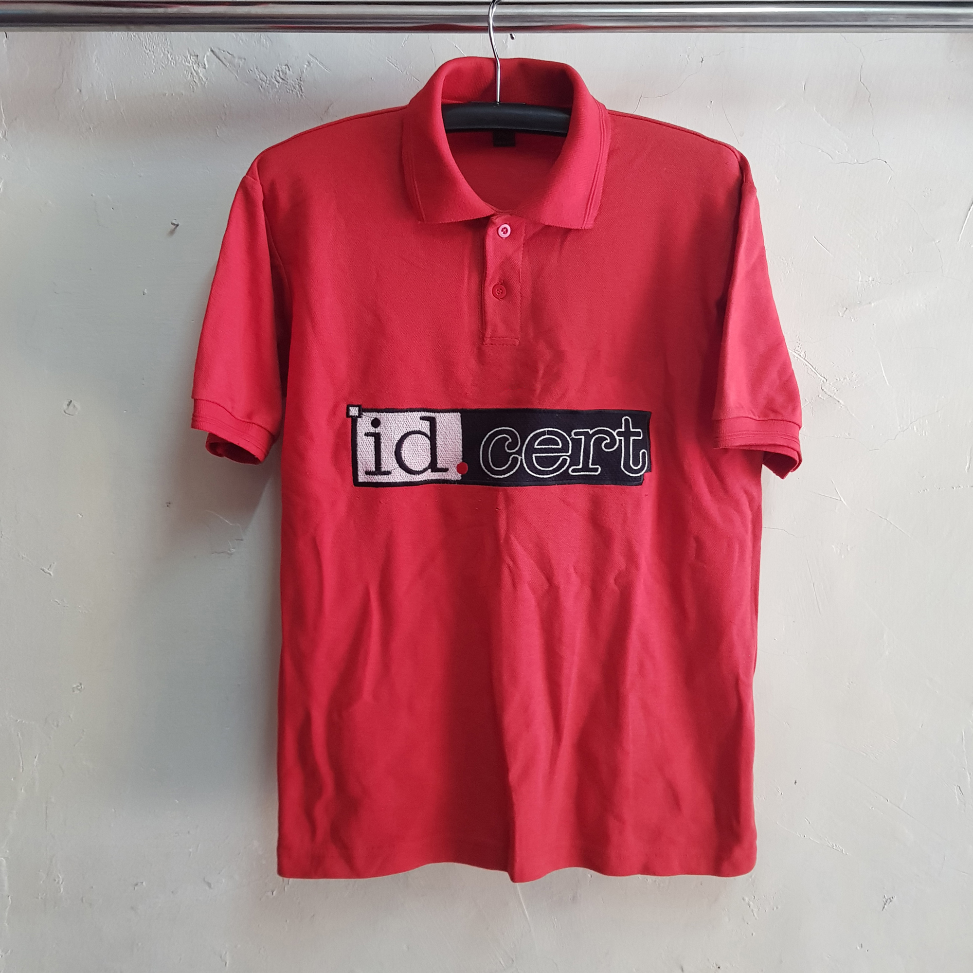 Poloshirt Id Cert, Poloshirt Lacoste Cotton