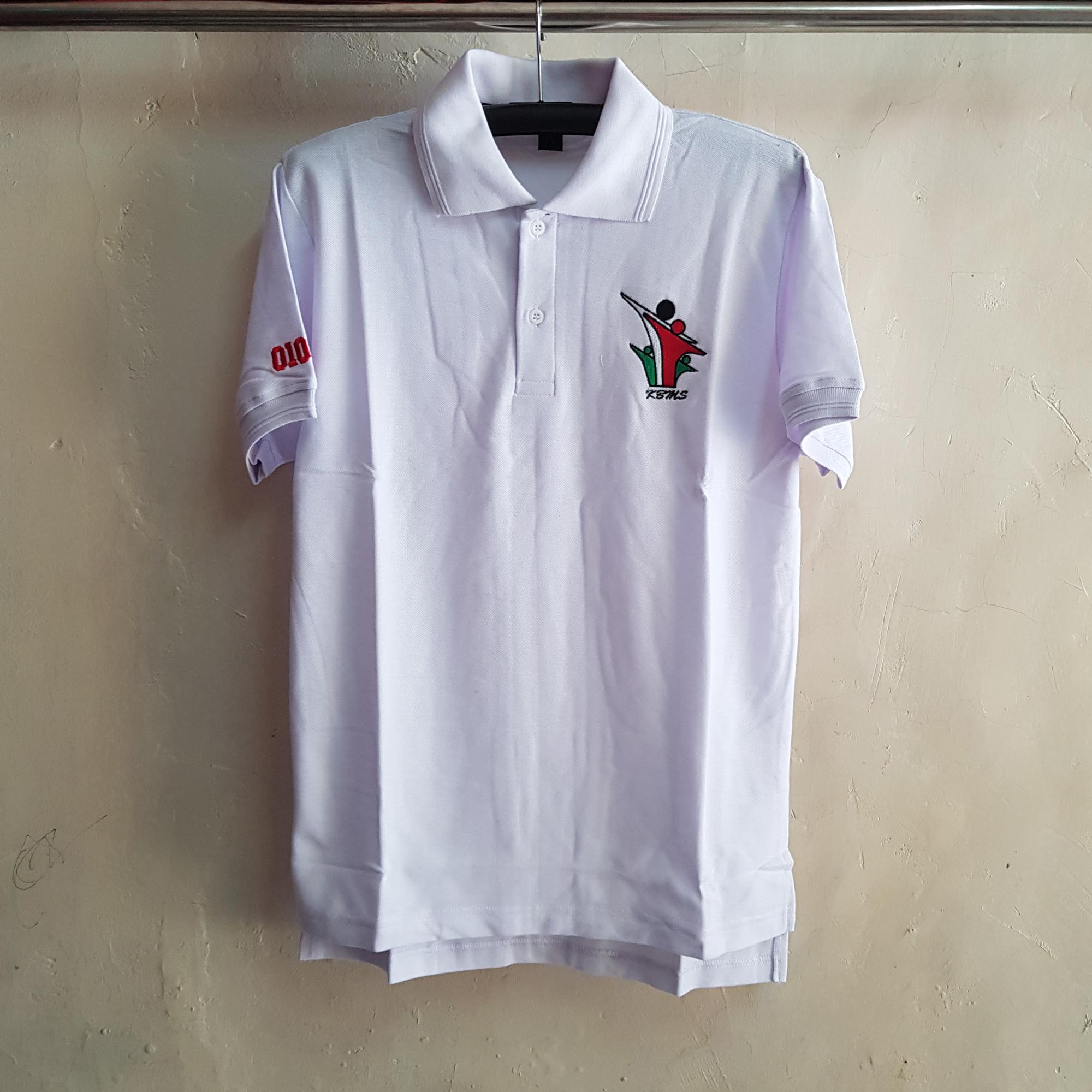 Poloshirt Lacoste CVC KBMS, Seragam Kaos