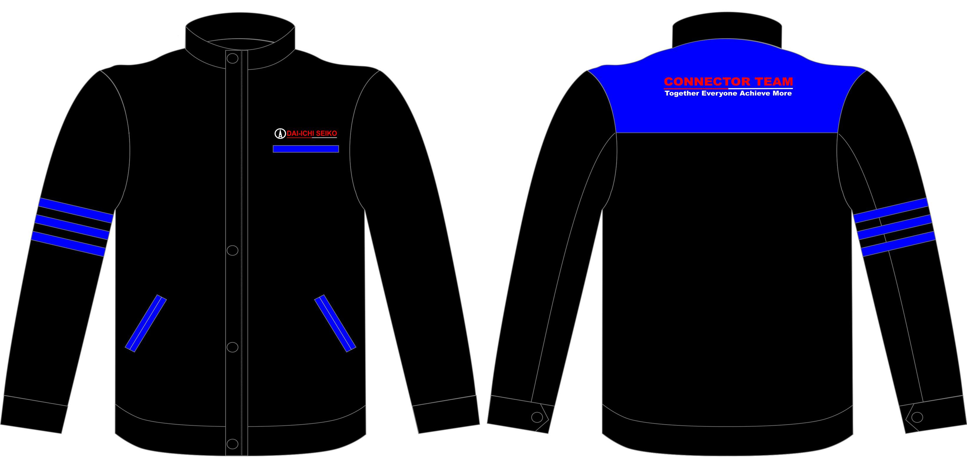 Jaket Lapangan 3012