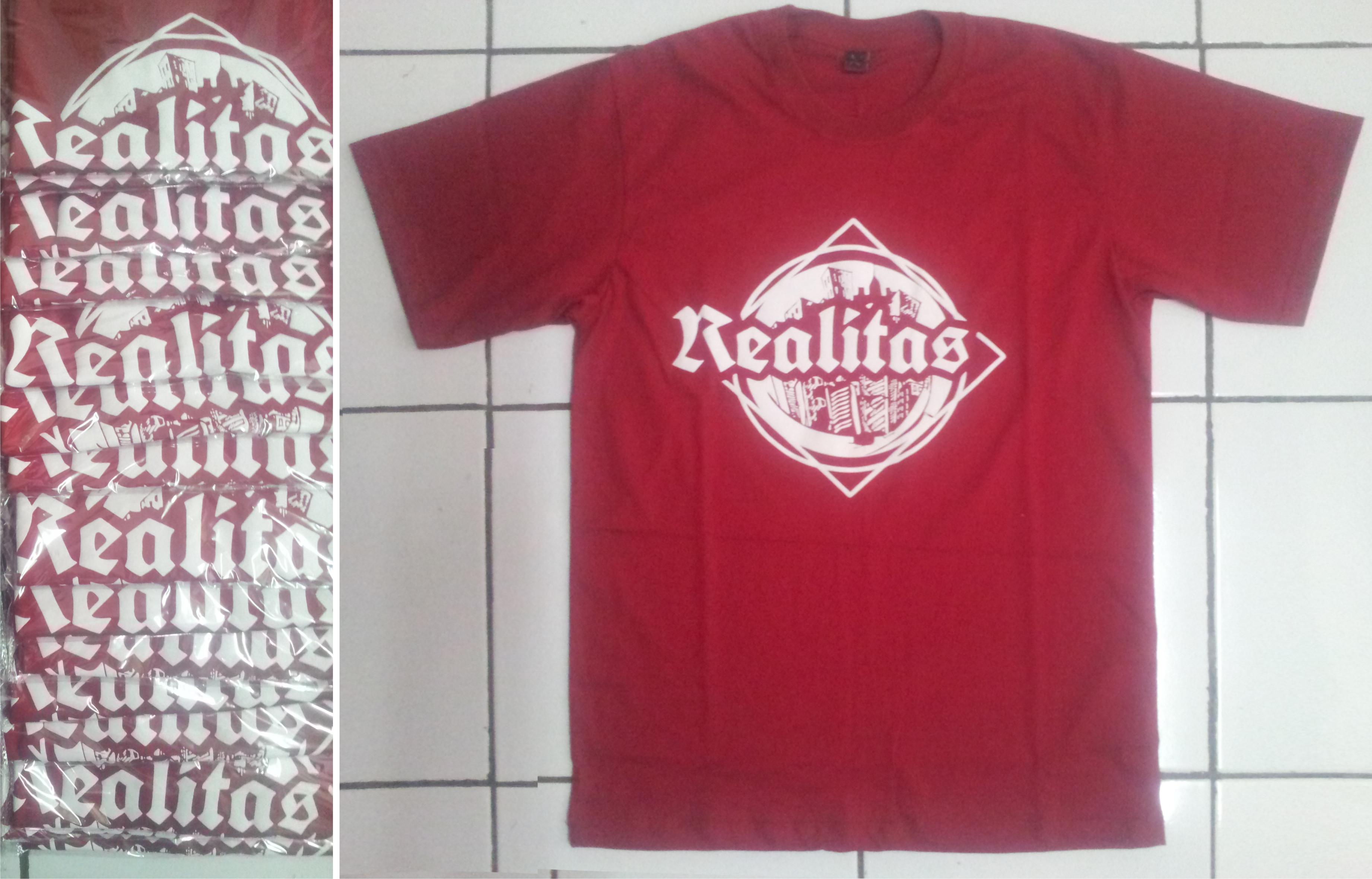 T-Shirt Realitas