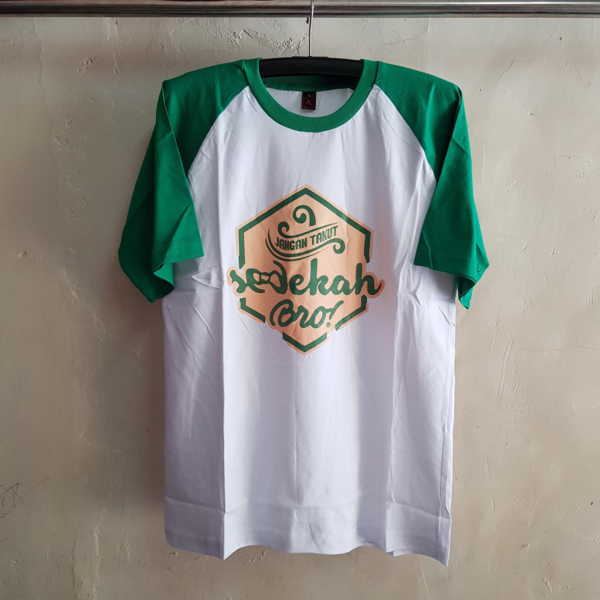 Seragam Kaos SMANiM85, T-Shirt Sedekah