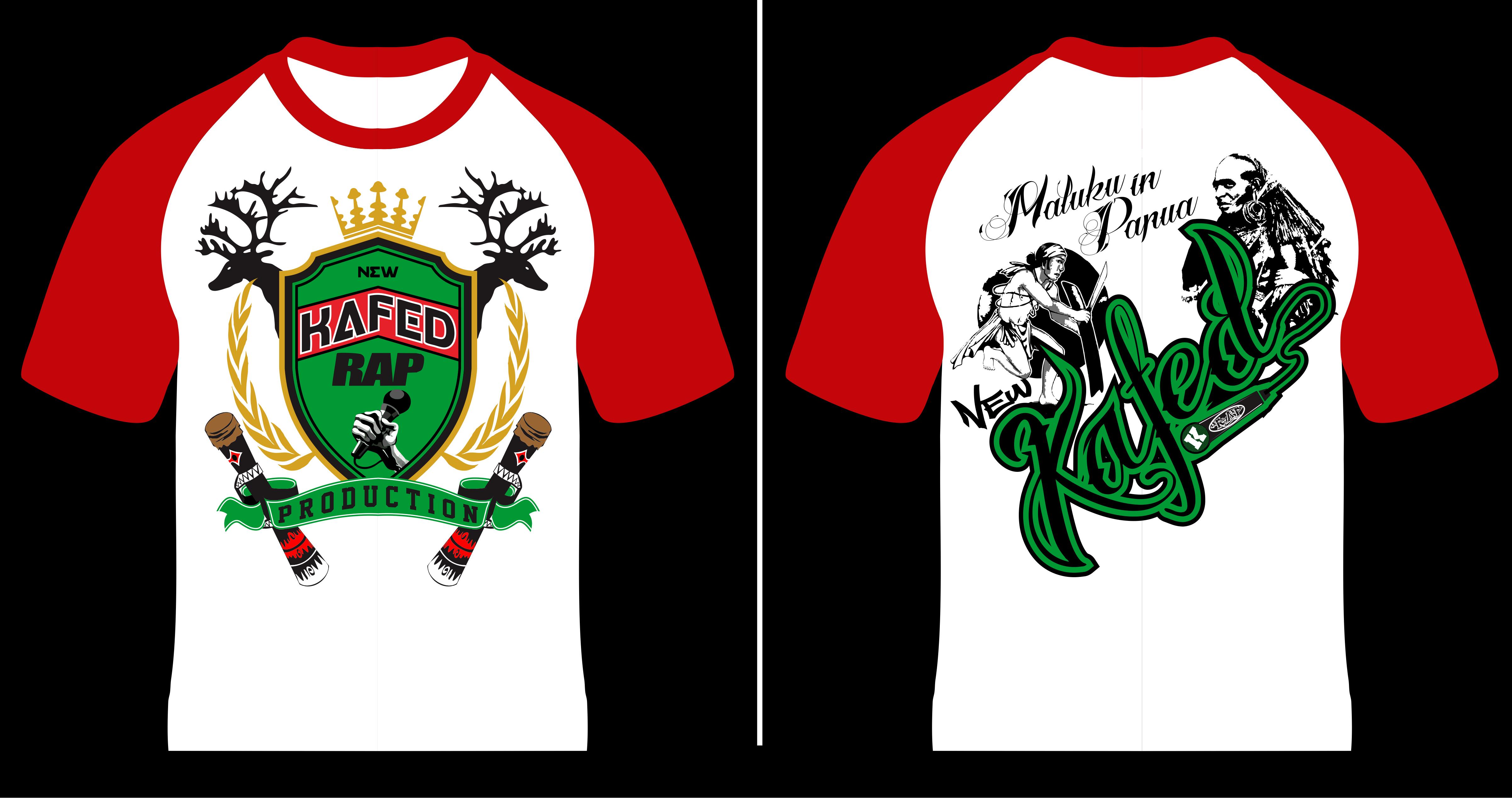 T-Shirt Raglan Lengan Pendek