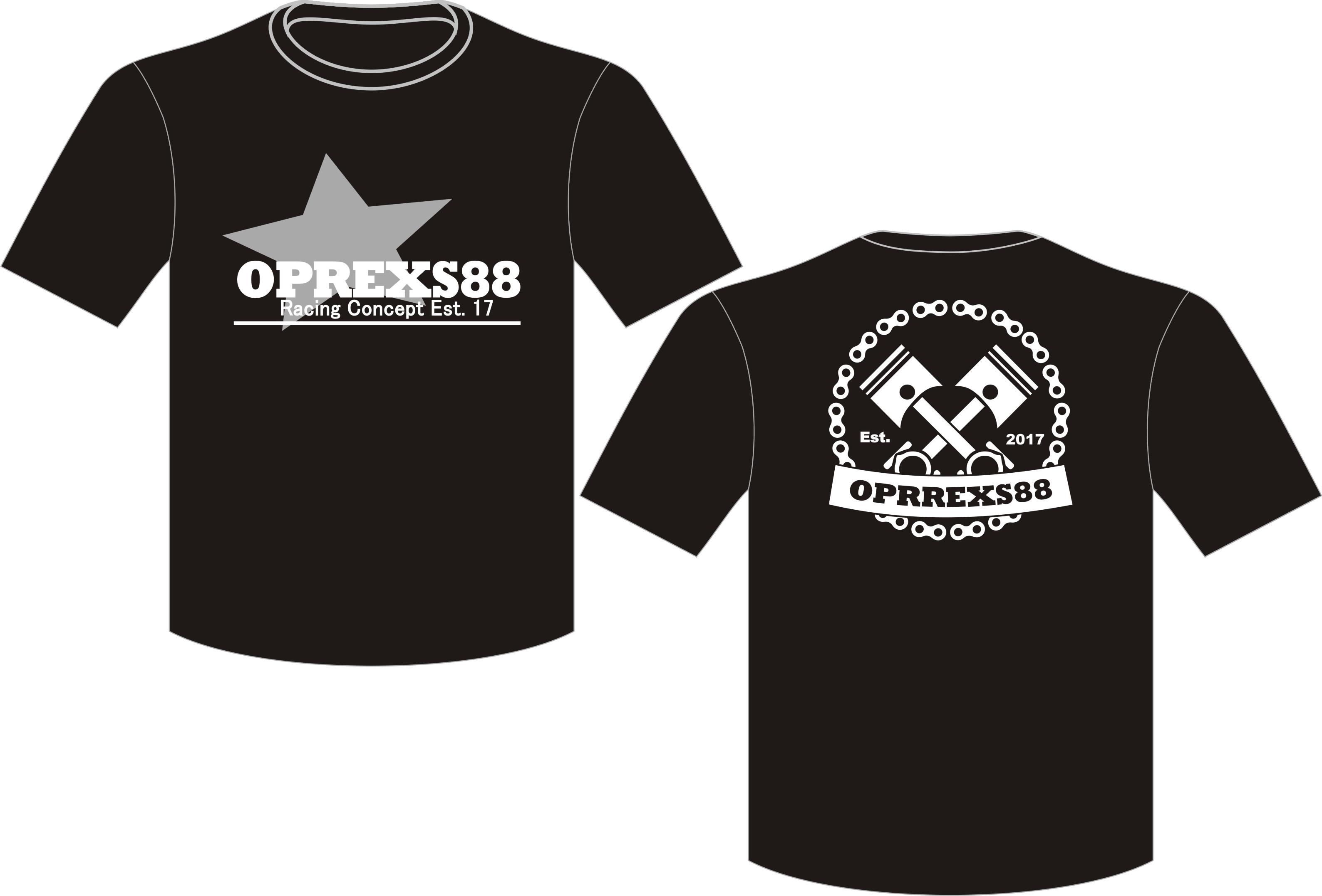 Kaos Oprexs88 Racing Concept