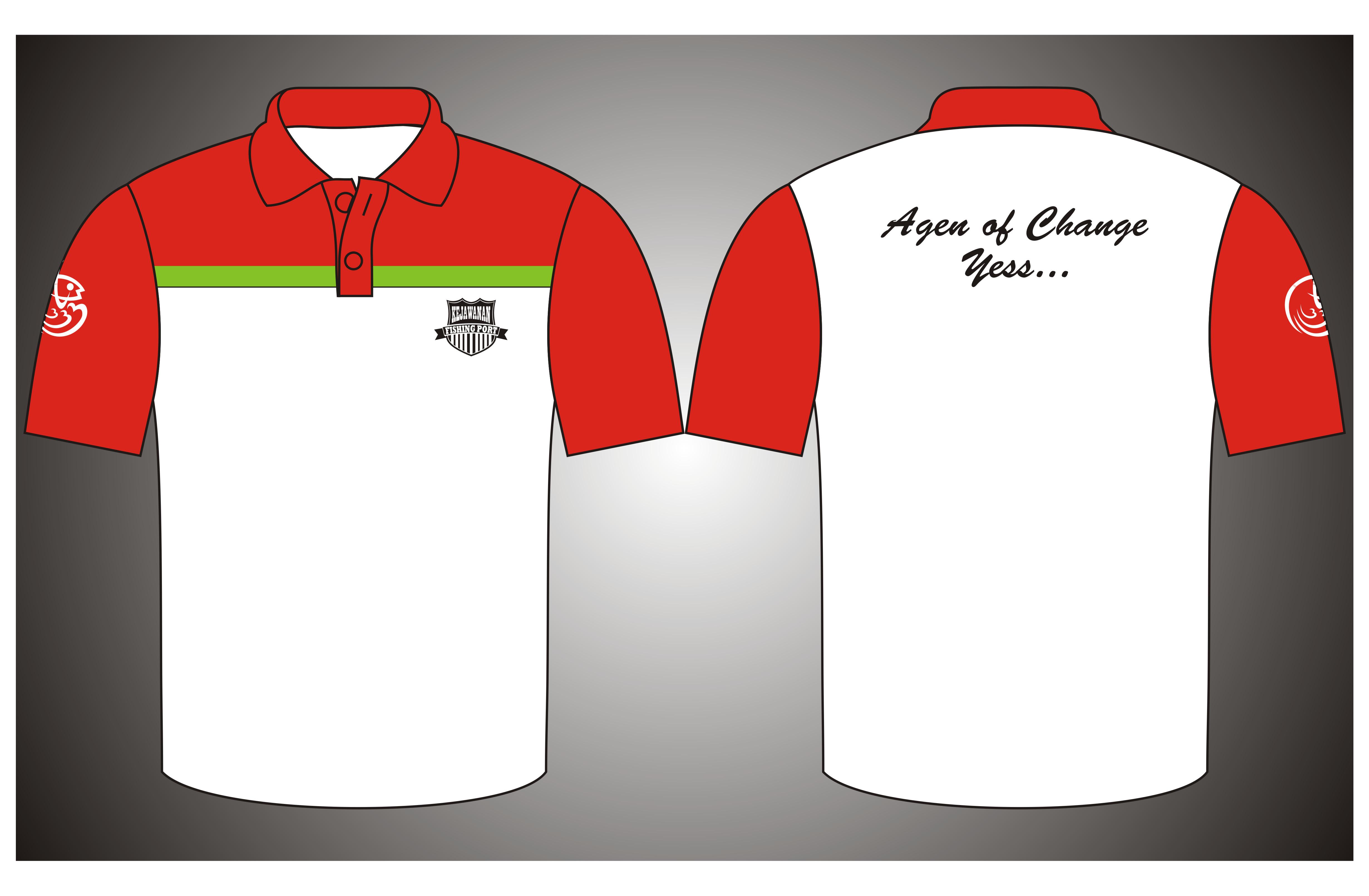 T-Shirt dan Poloshirt Aplikasi