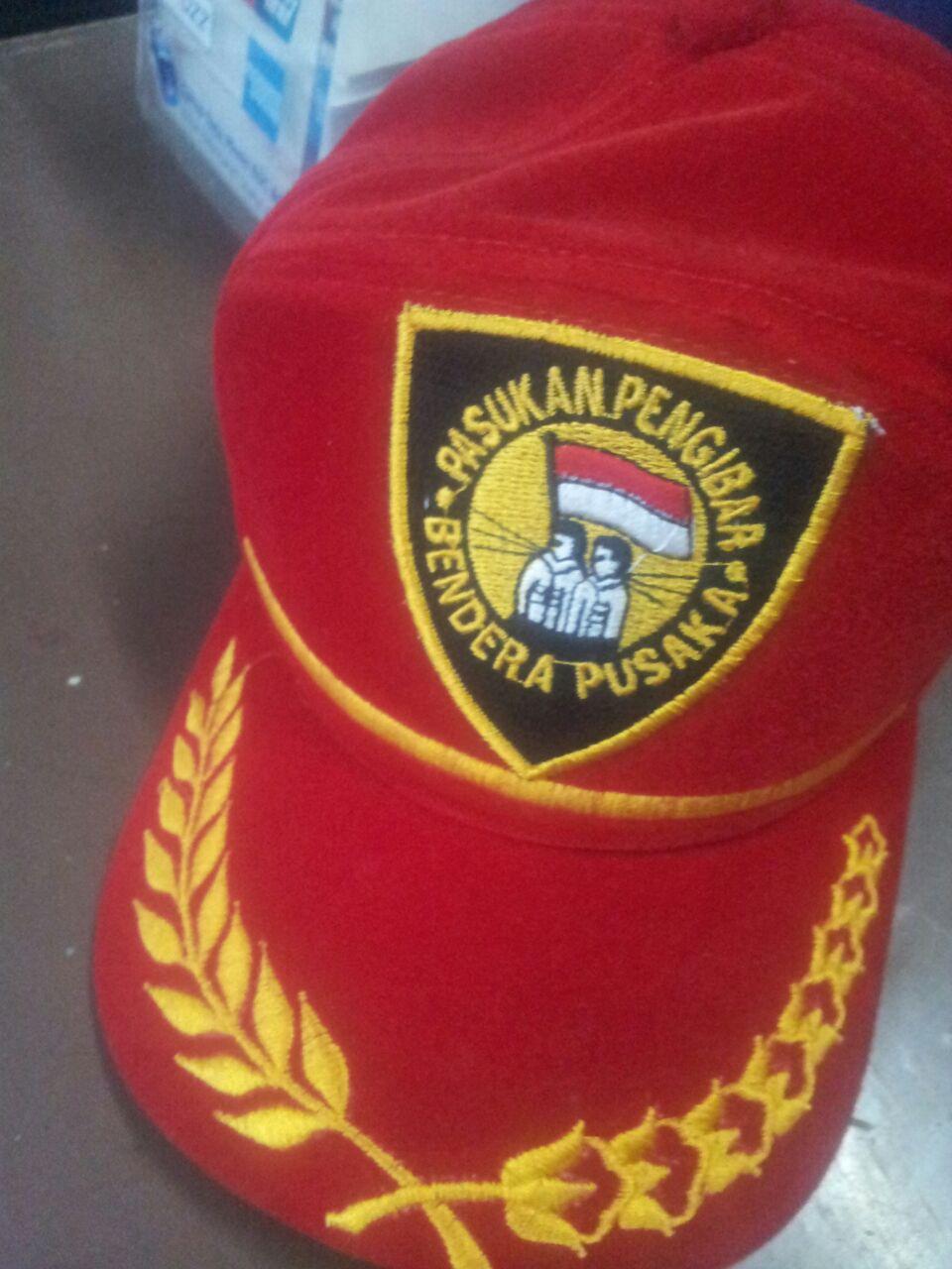 Topi Seragam Paskibraka