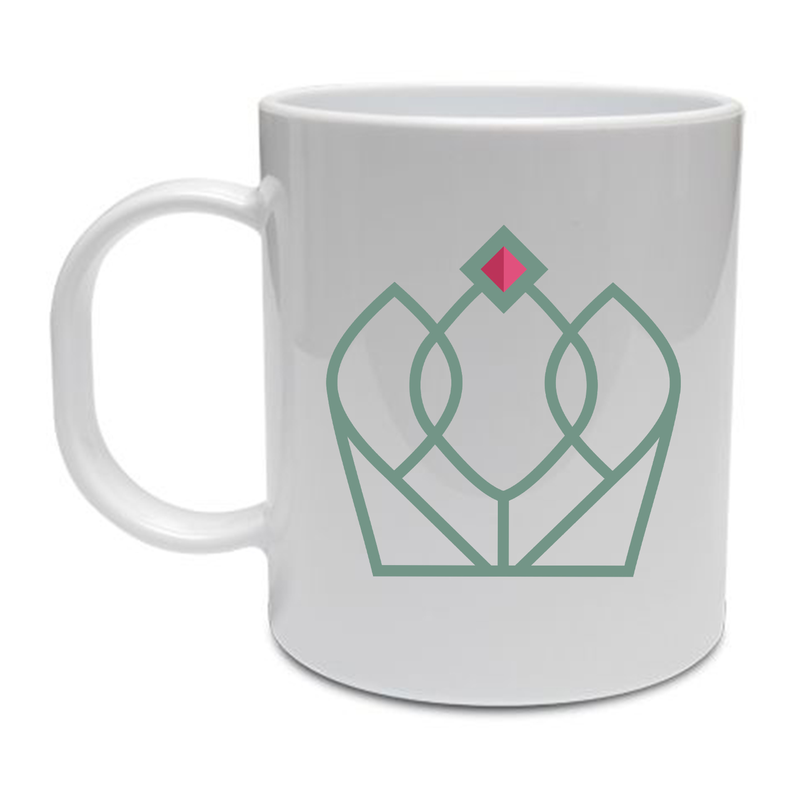 Sablon Mug Sublime Hijab Princess