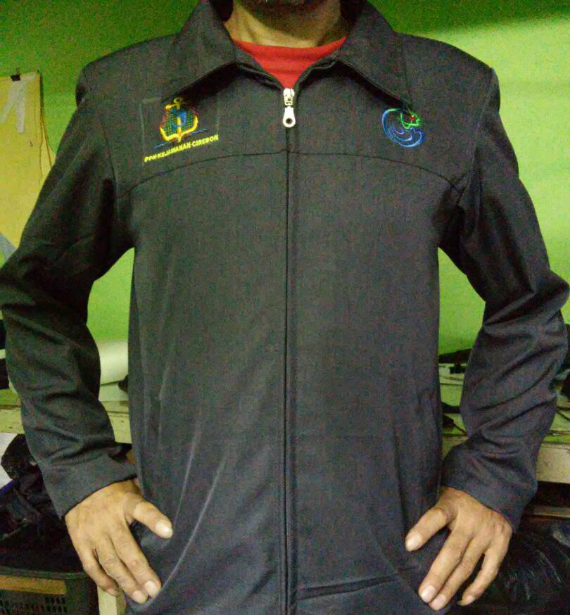 Seragam Jaket Wool Semi Formal