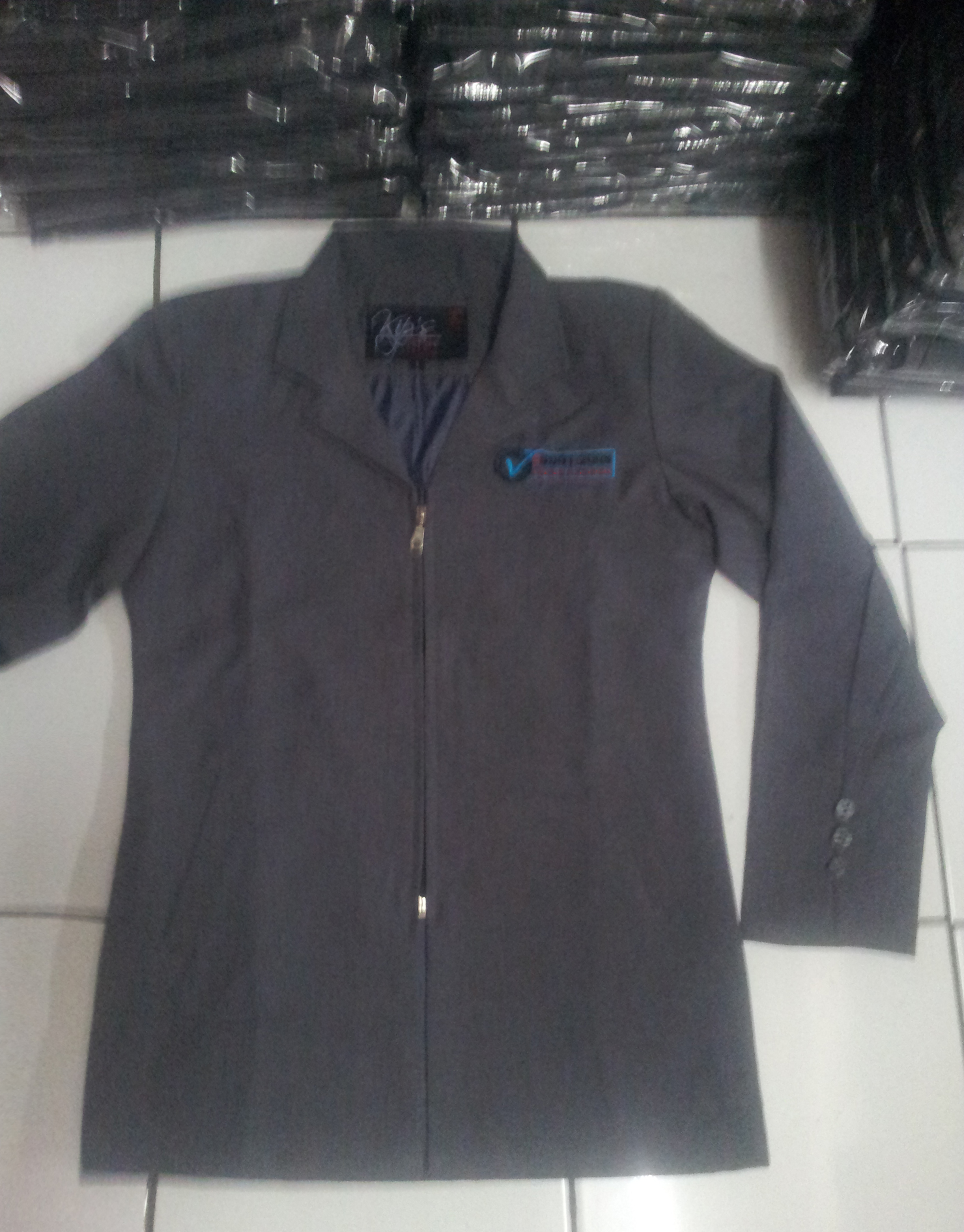 Jaket Wool Semi Formal