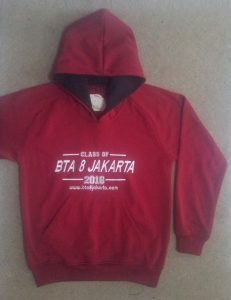 Jaket Sweater BTA 8