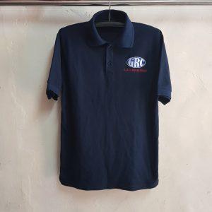 Kaos Kerah Lacoste Cotton, Seragam GRC
