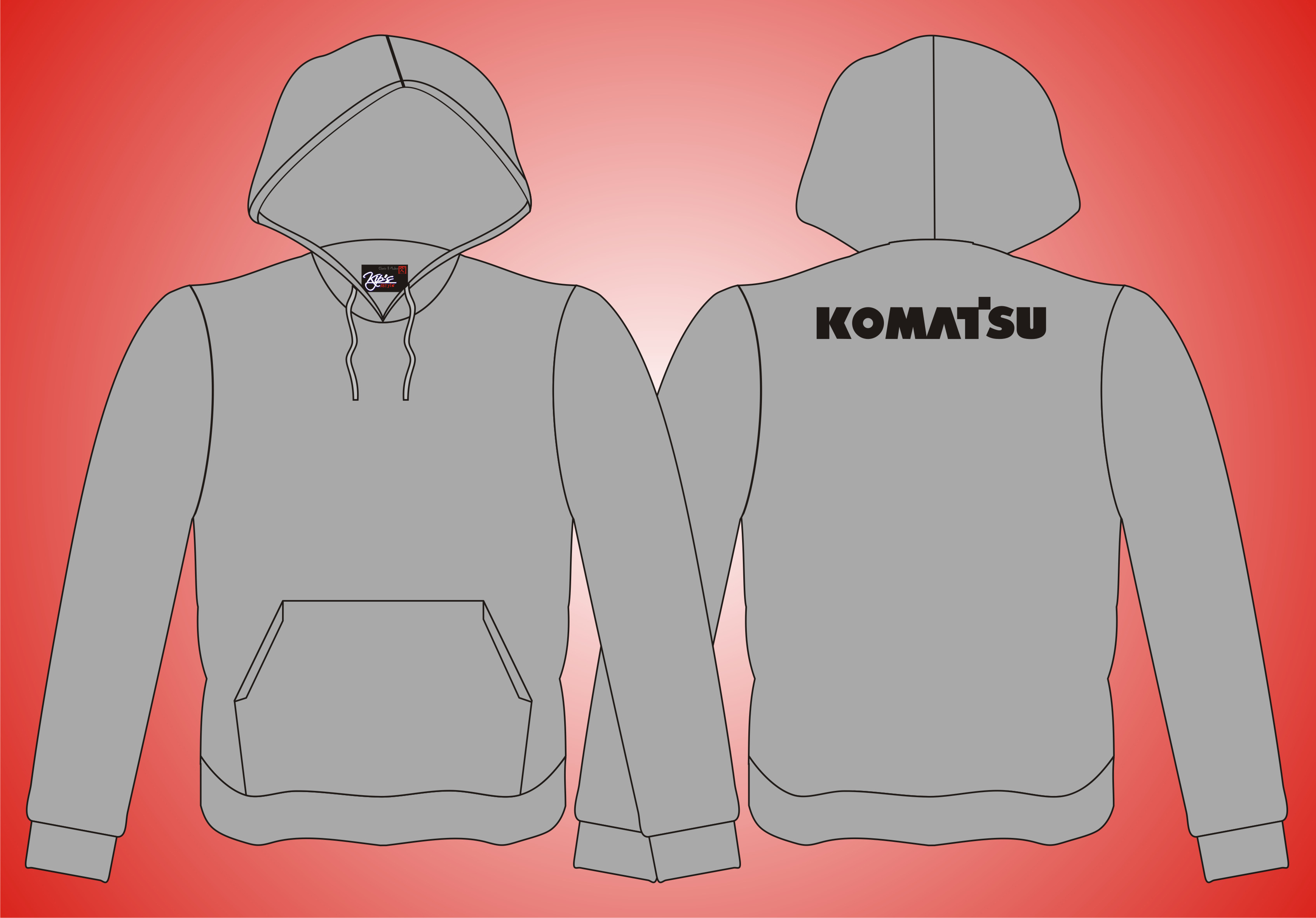 Hoodie Fleece Cotton