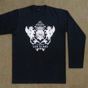 T-Shirt O-Neck CSD, Seragam Kaos Oblong