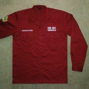 Baju Seragam Kemeja Kelas