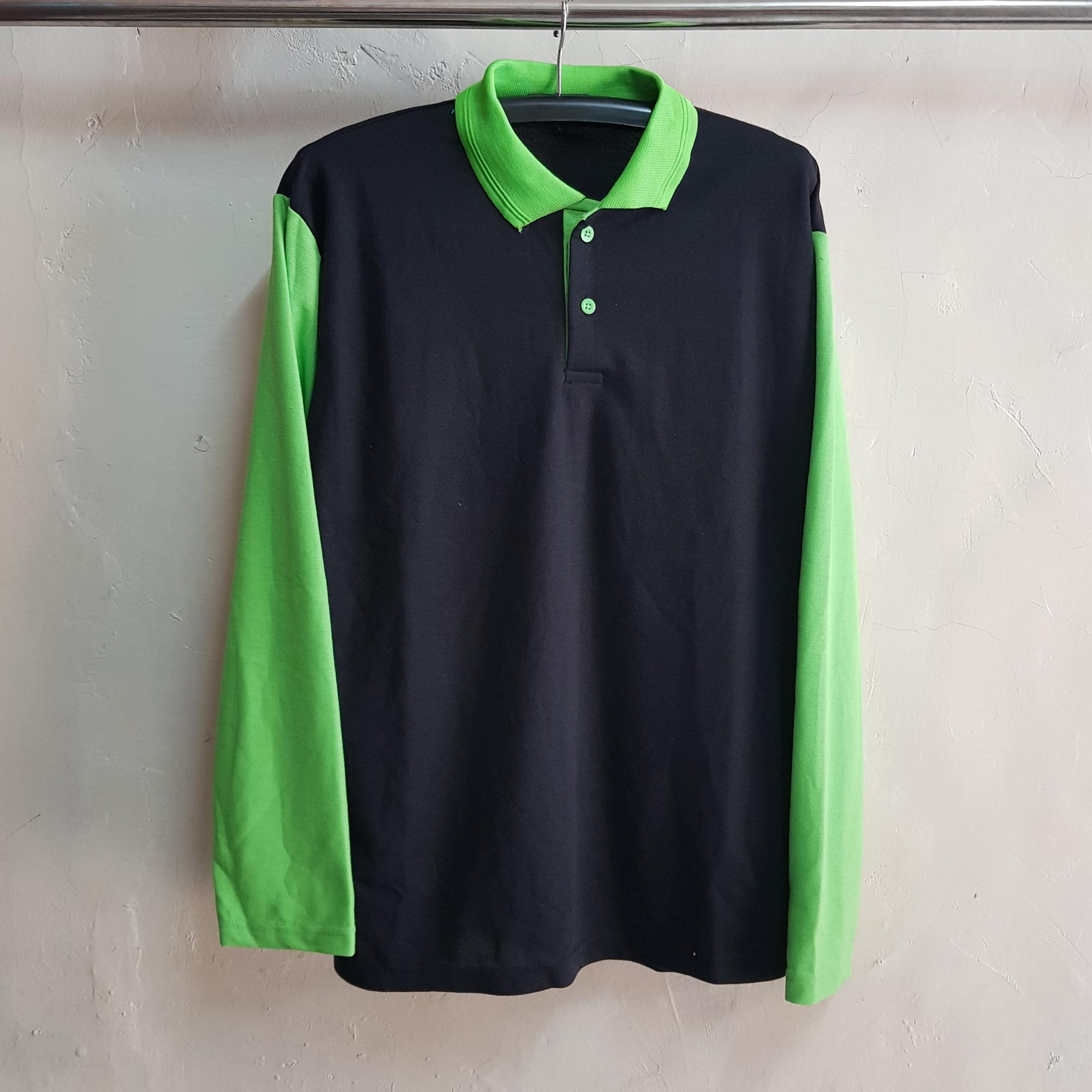 Stelan Poloshirt dan Training Dasa Wisma