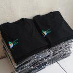 Kaos Oblong MIB, Seragam T-Shirt O-Neck