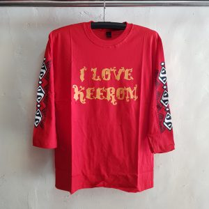 Seragam Oblong Arso, Kaos Cotton Combad