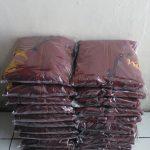 Seragam Jaket Sweater Fleece Cotton SM