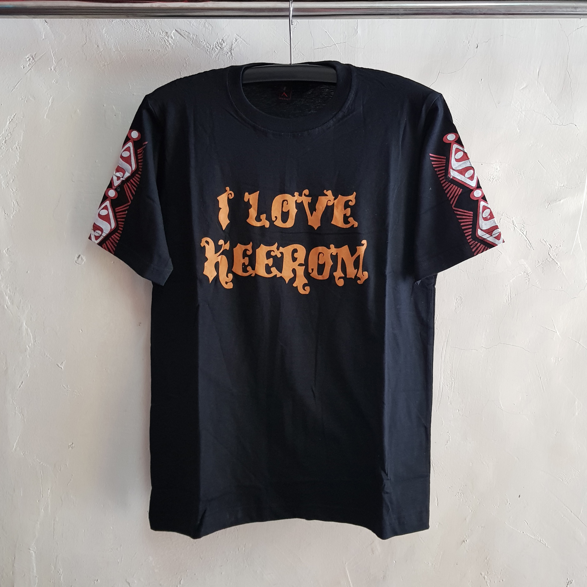 Seragam Oblong Arso 2, Kaos Cotton Combad