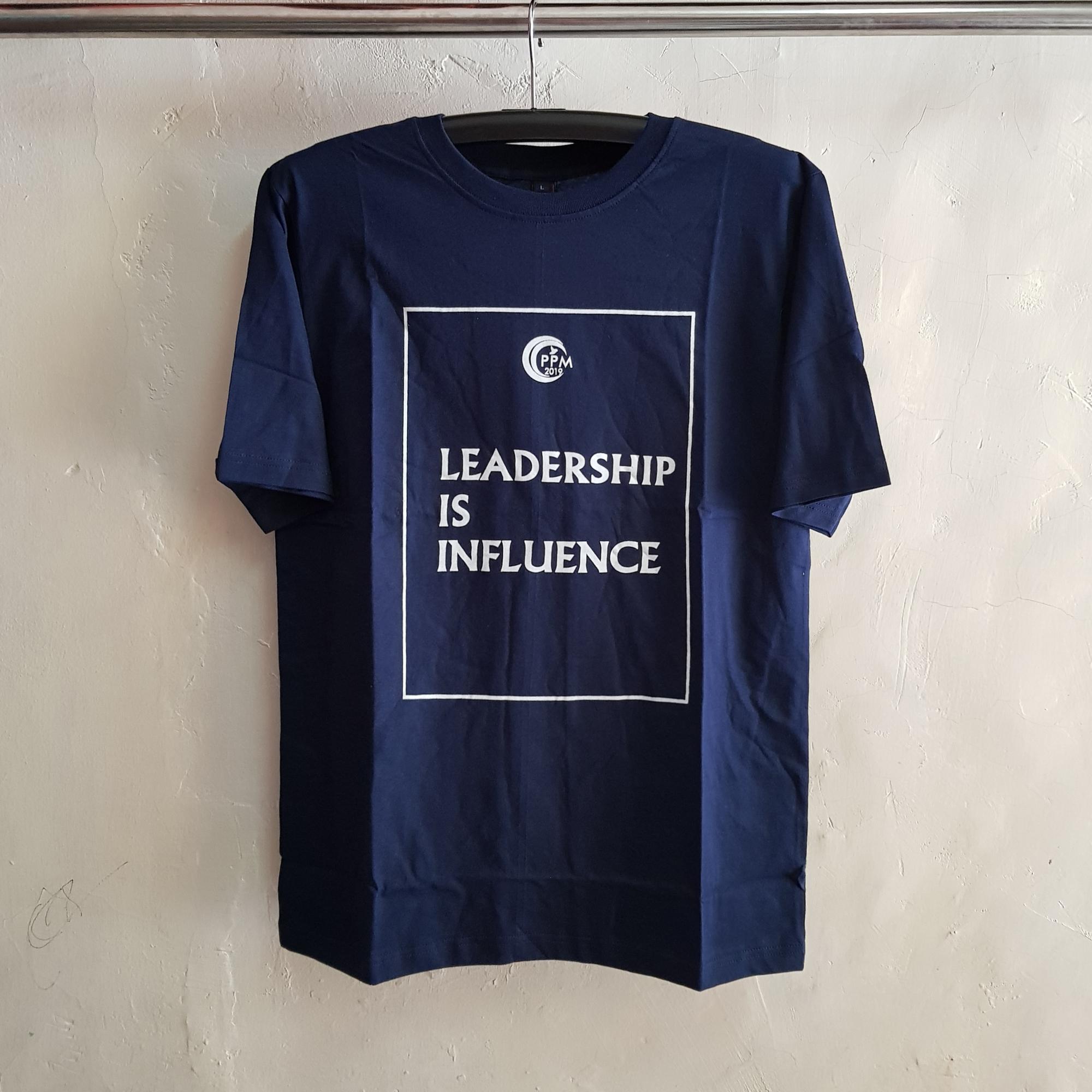 Kaos Oblong LII, Seragam T-Shirt Cotton