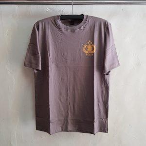 Seragam Kaos POLRI, T-Shirt Bumi Kandung