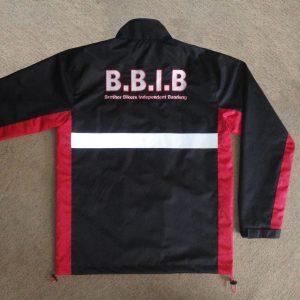 Jaket Touring BBIB