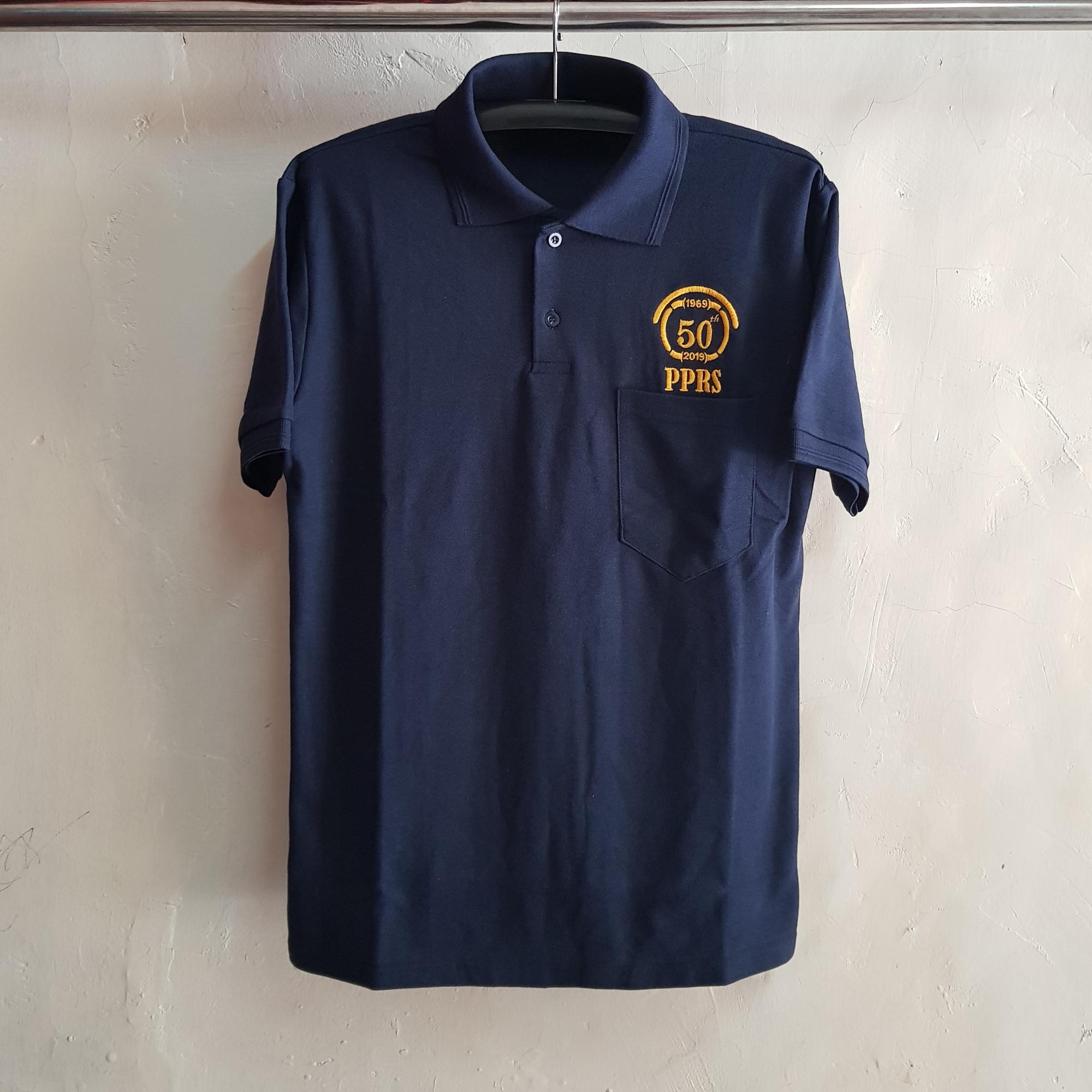Poloshirt PPRS, Seragam Kaos Komunitas