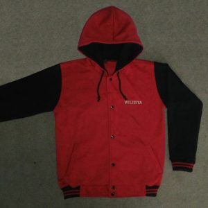 Jaket Hoodie Fleece Cotton