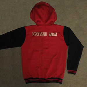 Jaket Hoodie Fleece Cotton, Jaket Sweater