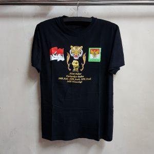 Kaos Abah Bahar, Kaos Oblong Cotton Combad