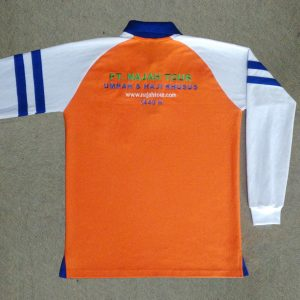 Poloshirt Raglan