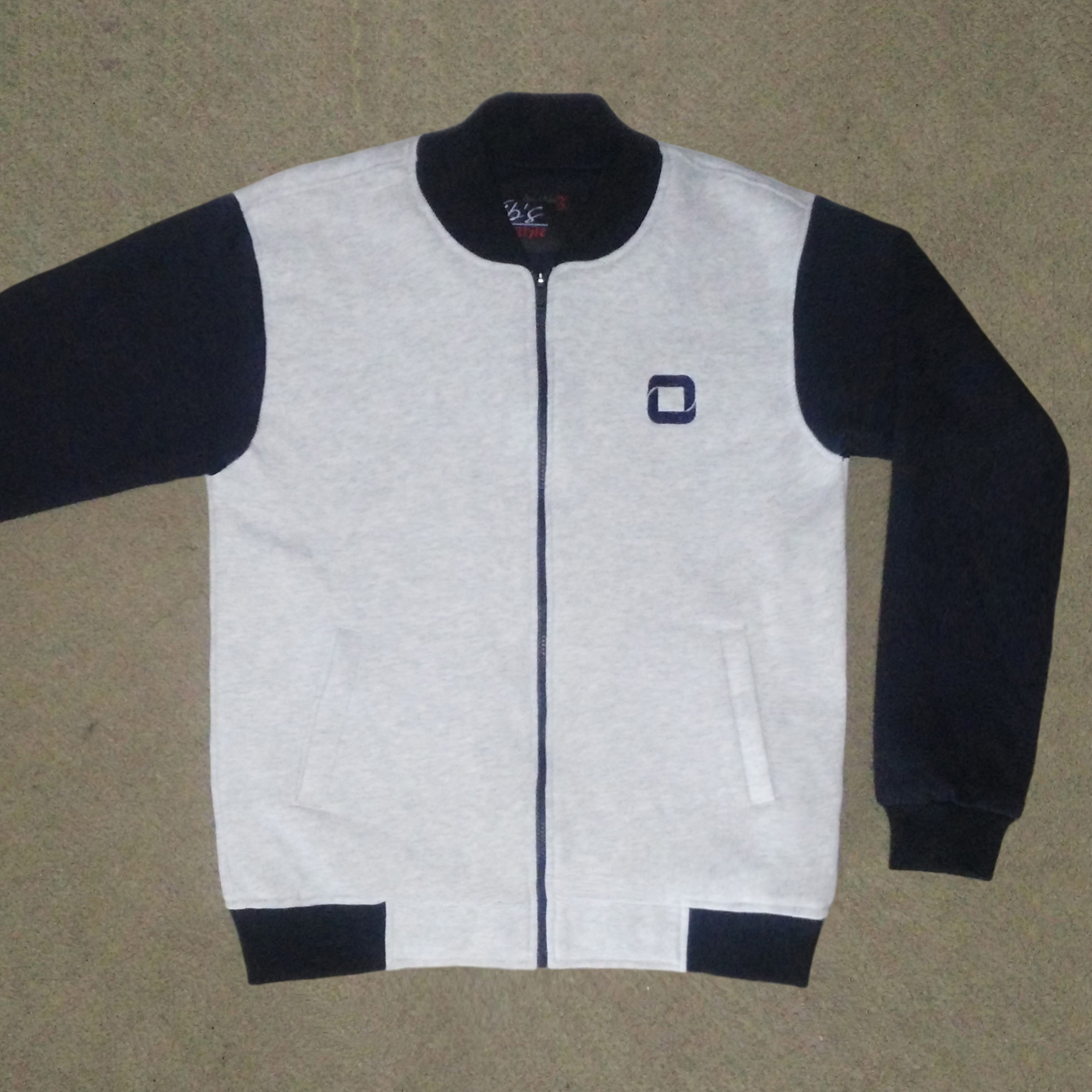 Jaket Varsity Fleece Cotton