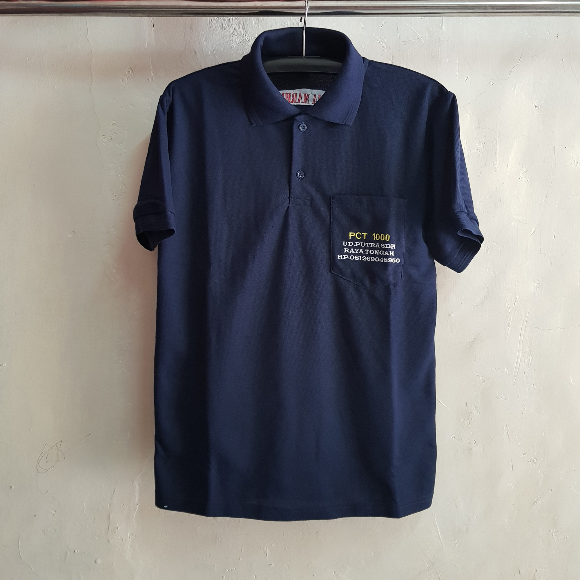 Poloshirt Paima, Seragam Kaos Wangky