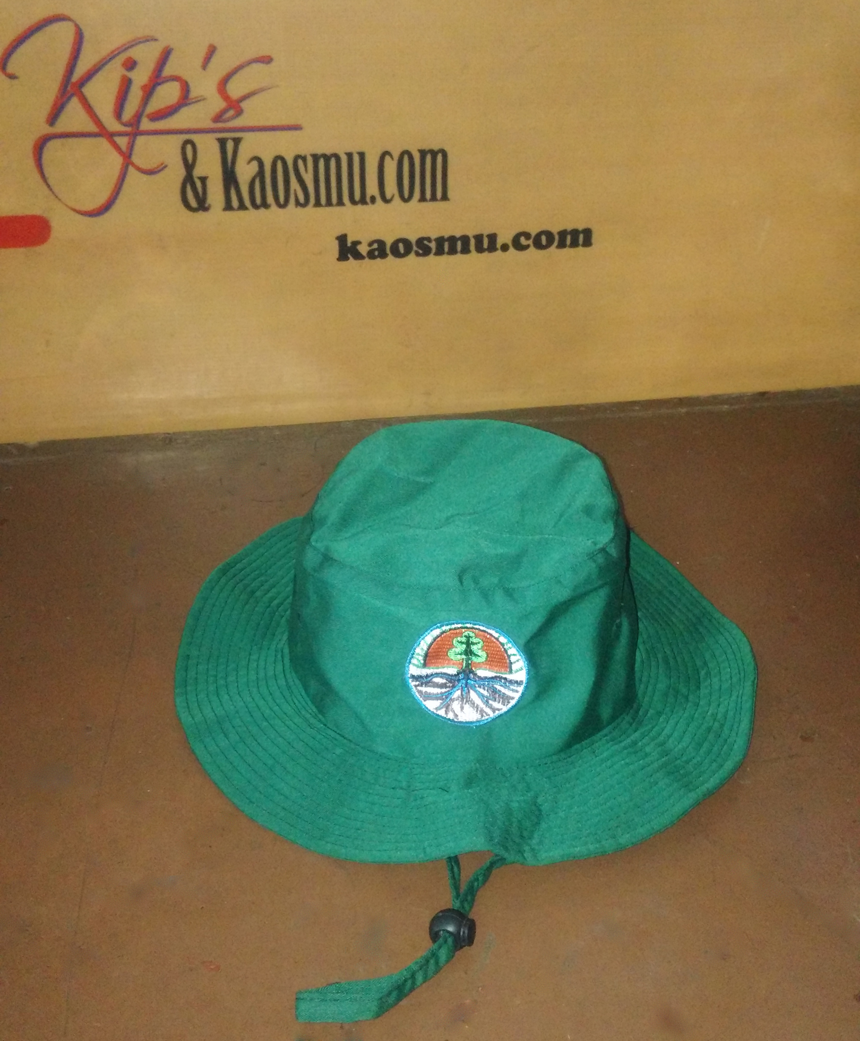 Topi Rimba, Seragam Topi Gunung LHK