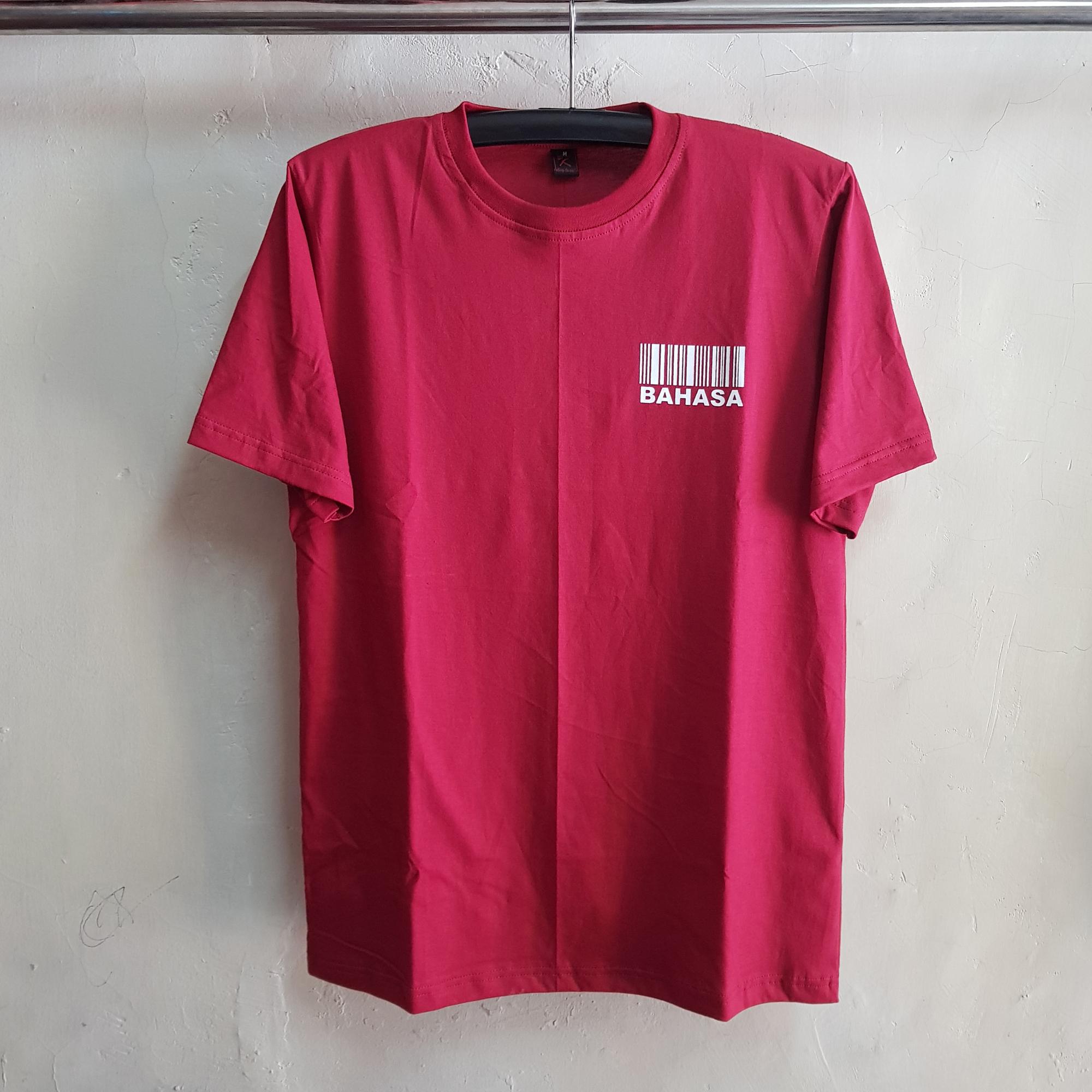 Kaos Kelas Bahasa, Seragam Kaos Oblong