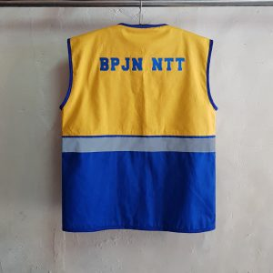 Rompi PU BPJN NTT, Seragam Rompi Cotton