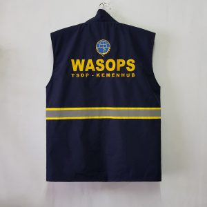 Rompi WASOPS TSDP Kemenhub, Rompi Waterproof