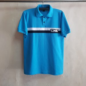 Kaos Kerah CNE, Seragam Poloshirt - Wangki
