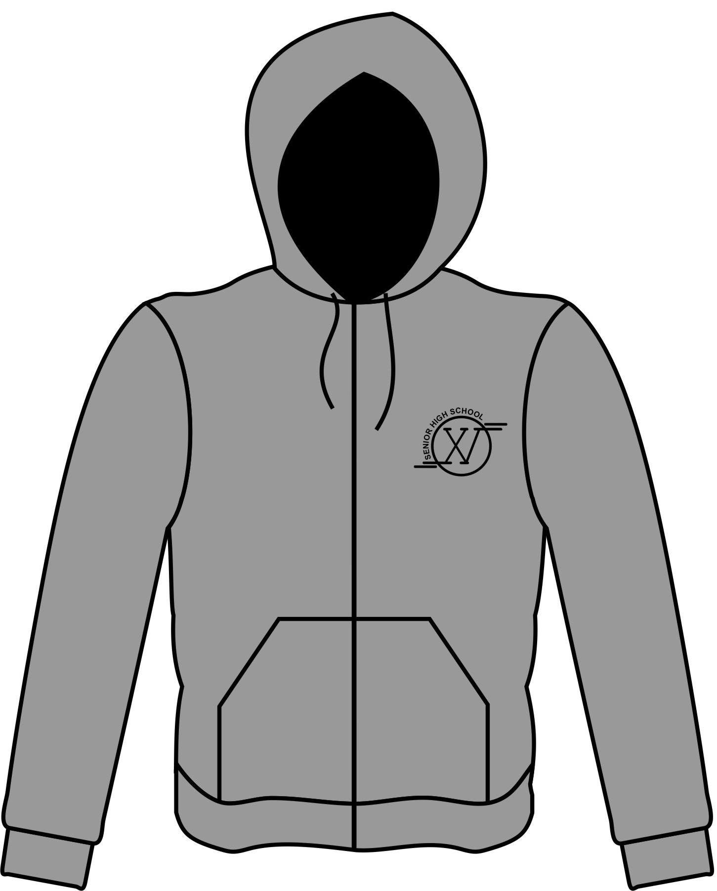 Jaket Sweater SMK15