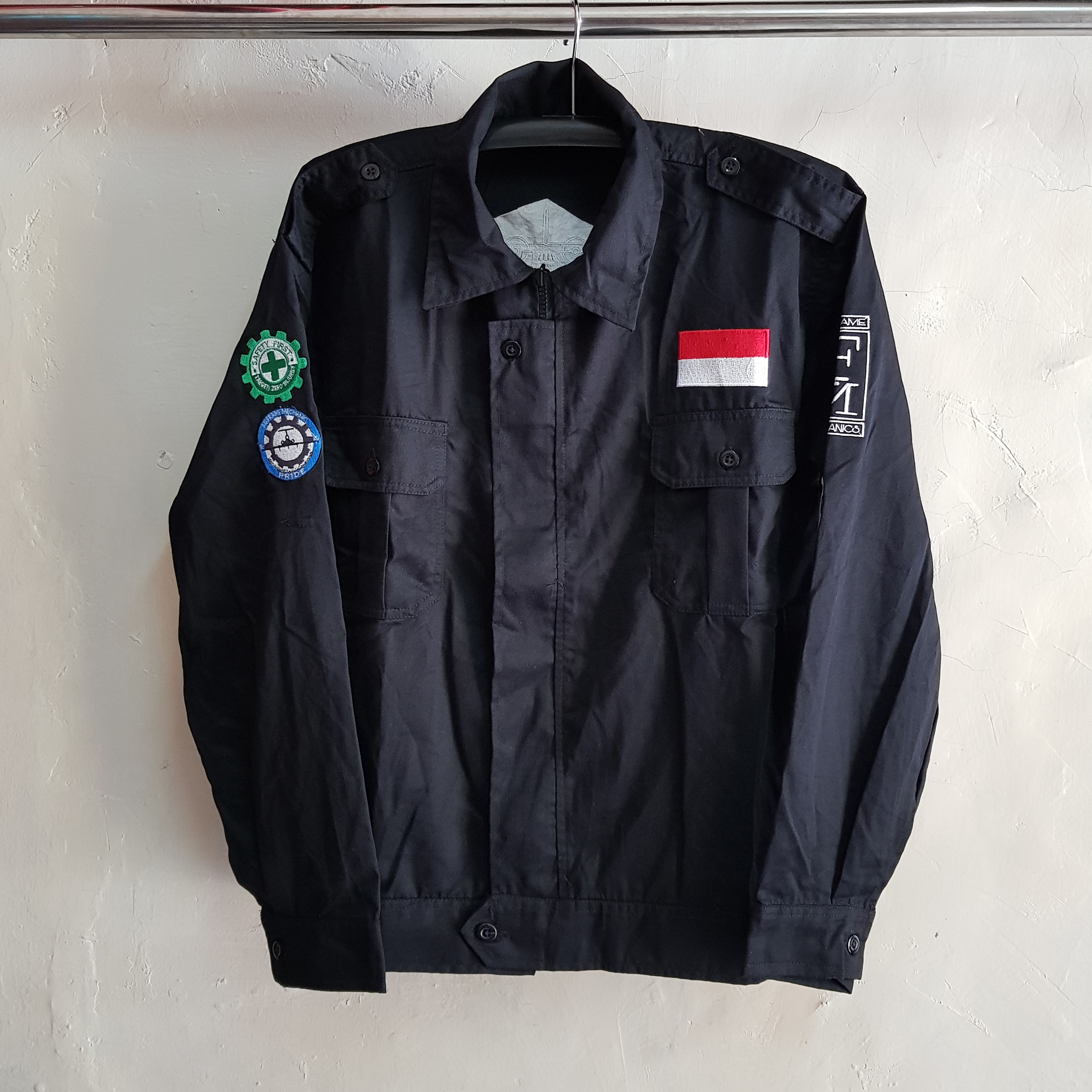 Seragam Jaket Kelas, Jaket Cotton AFM